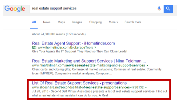 how to get six pages listed in google search