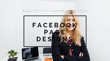 Facebook Business Page Design for Realtors