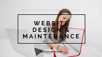Website Design and Maintenance for Realtors