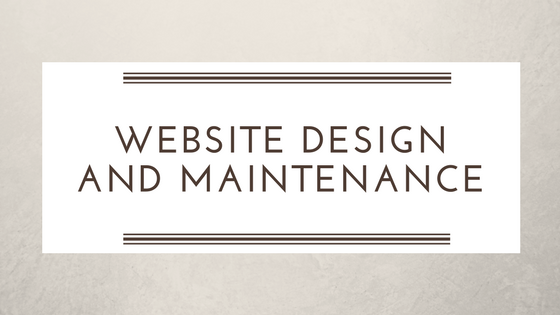 Website Design and Maintenance - Second Self Virtual Assistance