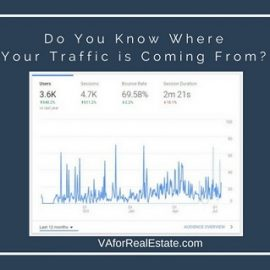 Do You Know Where Your Traffic is Coming From?