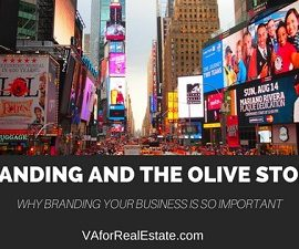 Branding and the Olive Store - Why Branding Your Business is Important 400