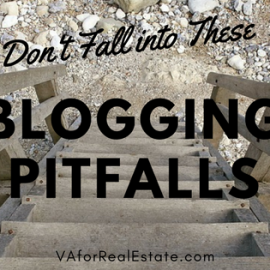 Don't Fall into These 5 Blogging Pitfalls