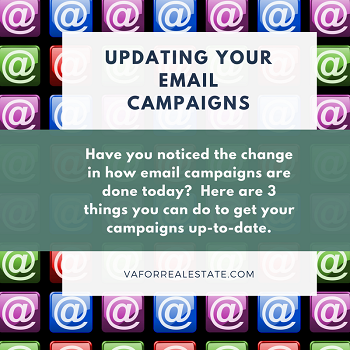 Updating Your Email Campaigns