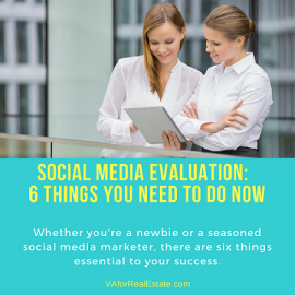 Social Media Evaluation - 6 Things You Need to Do Now