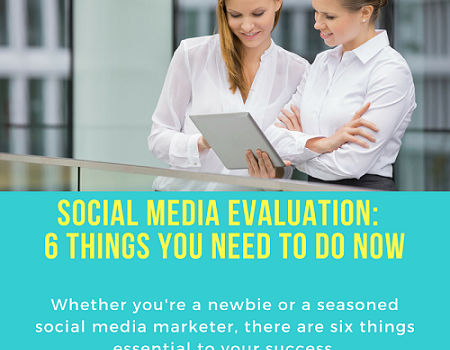 Social Media Checklist: Evaluating and Implementing Your Plan
