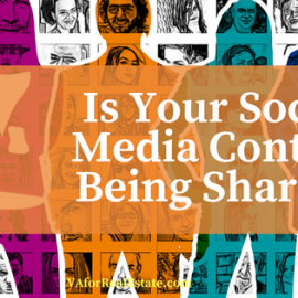 Is Your Social Media Content Being Shared Blog Title