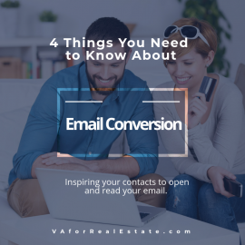 4 Things You Need to Know About Email Conversion