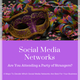 Social Media Networks: Are You Attending a Party of Strangers?