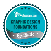 Graphic Design Foundations Certificate