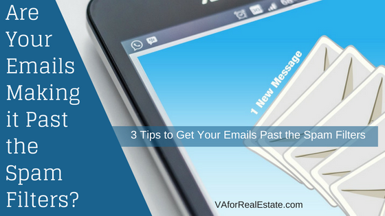 Are Your Emails Making it Past the Spam Filters?