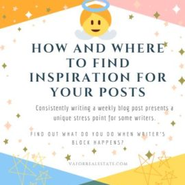 How and Where to Find Inspiration for Your Posts