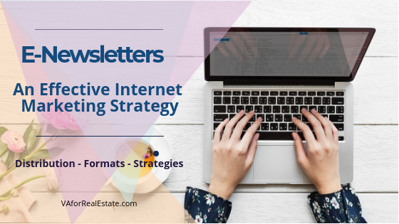 E-Newsletters – An Effective Internet Marketing Strategy