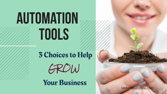 Automation Tools- 3 Choices to Help Grow Your Business
