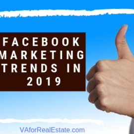 Facebook Marketing Trends in 2019