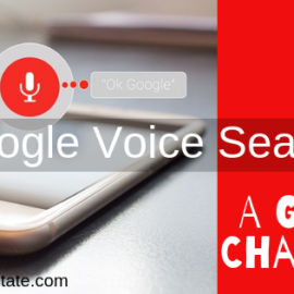 Google Voice Search - A Game Changer