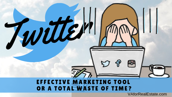 Twitter - Effective Marketing Tool or Waste of Time