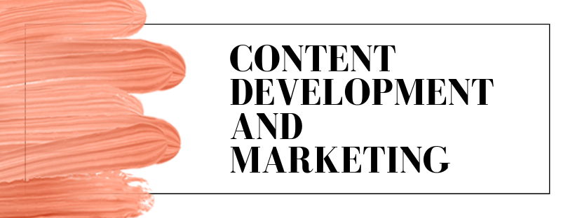 Content Development and Marketing - Click to View