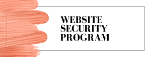 Website Security Program