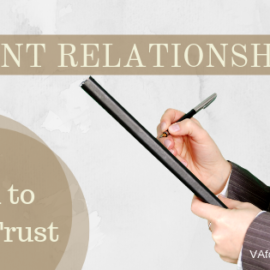 Client Relationships - A Plan to Earn Trust