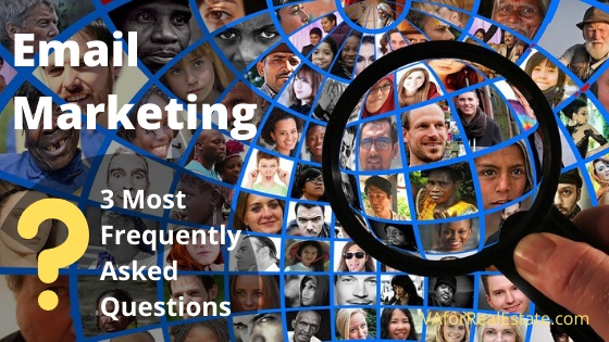 Email Marketing: 3 Most Frequently Asked Questions