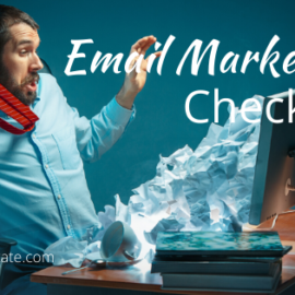 Email Marketing Checklist - How to Drive Subscribers to Your Blog