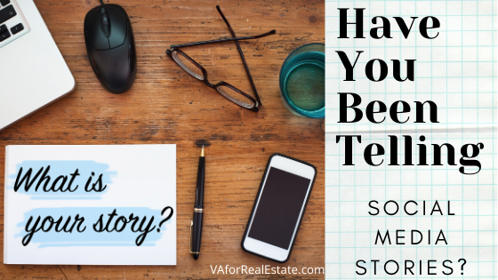 Have You Been Telling Social Media Stories?