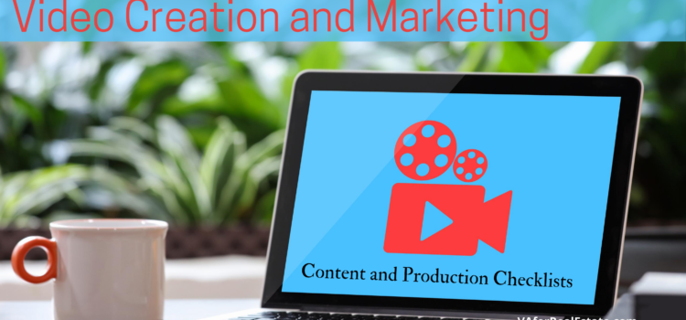 Video Creation and Marketing: Content and Production Checklist