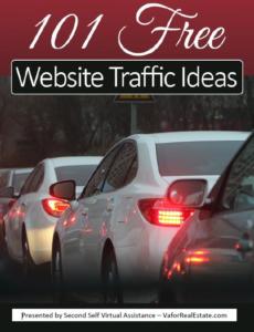101 Free Website Traffic Ideas