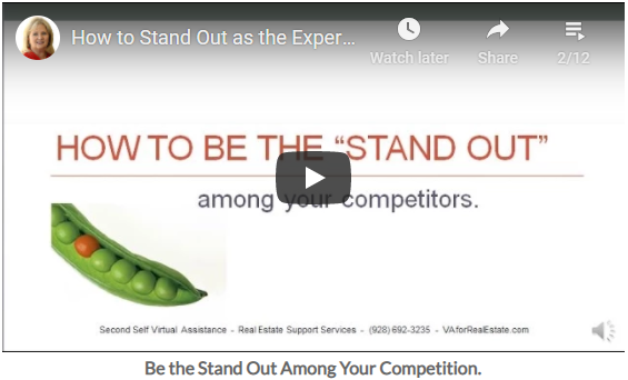 How to Be a Standout Among Your Competition