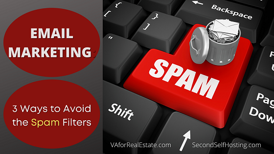 Email Marketing: 3 Ways to Avoid the Spam Filters