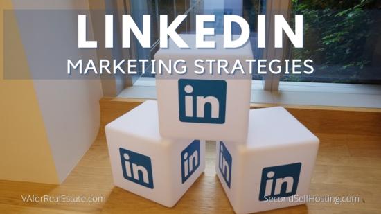 LinkedIn Marketing Strategies - Download Your Free Report