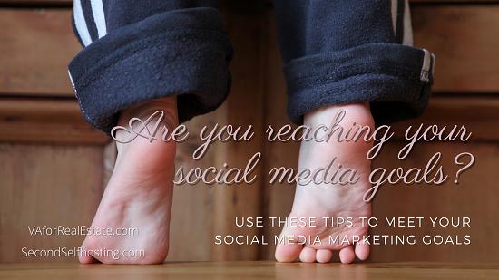 Are You Reaching Your Social Media Marketing Goals?