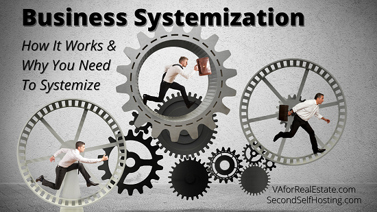 Must-Know Business Systemization – How It Works & Why You Need To Systemize