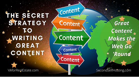 The Secret Strategy to Writing Great Content