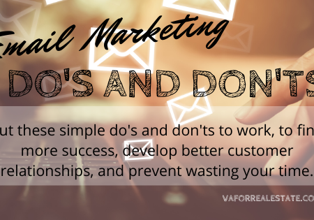 Email Marketing: Do's and Don'ts