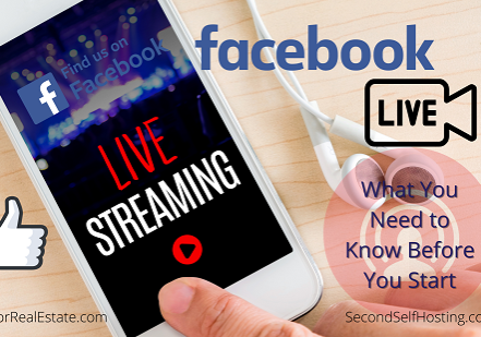 Facebook Live - What You Need to Know Before You Start