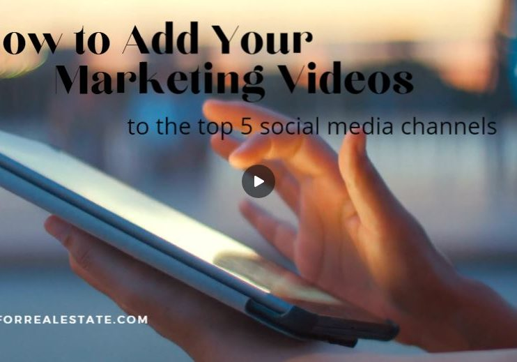 How to Add Marketing Videos to Social Media
